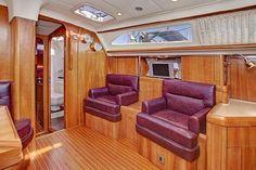 Captains Seats - M47